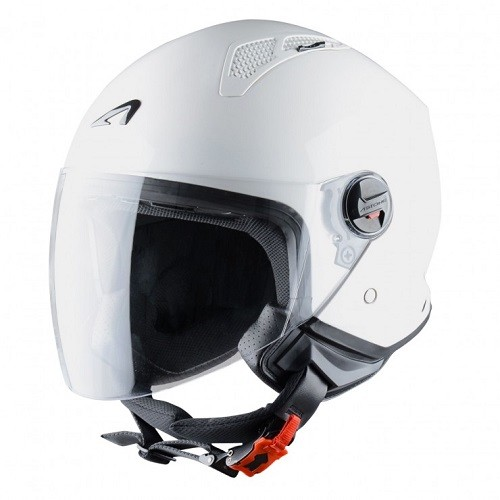 CASCO ASTONE MINI JET BLANCO