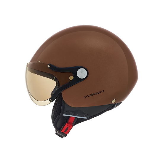CASCO NEXX SX. 60 VISION PLUS CHOCOLATE MARRON