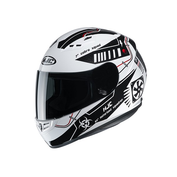 CASCO HJC CS-15 TAREX MC10