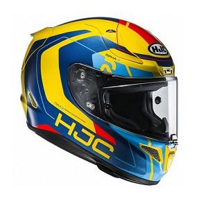CASCO HJC RPHA-11 CHAKRI MC23