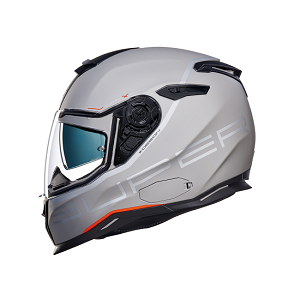 CASCO NEXX SX.100 SUPER SPEED LIGHT CONCRETE BLANCO MATE
