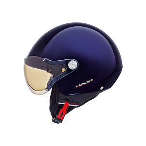 CASCO NEXX SX. 60 VISION PLUS NAVY AZUL