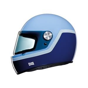 CASCO NEXX XG100 GARAGE RACER MOTORDROME AZUL