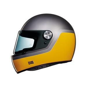 CASCO NEXX XG100 GARAGE RACER MOTORDROME TITANIUM