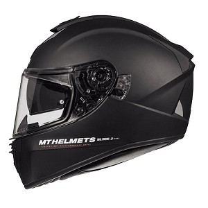 CASCO MT BLADE 2 SV NEGRO BRILLO