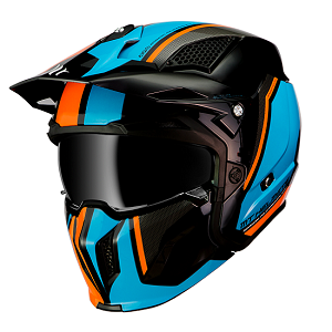 CASCO MT STREETFIGTHER SV TWIN FLUOR