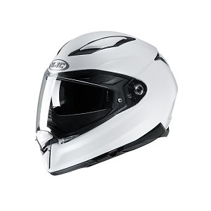 CASCO HJC F-70 BLANCO