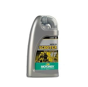 ACEITE MOTOREX SCOOTER 4T 10W40 1 LITRO